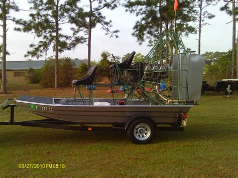 airboat forum 13 x 8 alumitech airboat the hull truth boating and