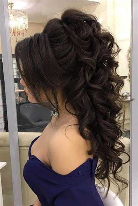 Wedding Hairstyles For Brown Hair by Best Wedding Hairstyle Trends 2018 Weddings Hair Style