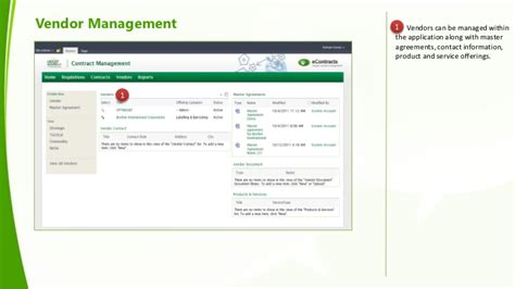 Addressing Contract Management Needs With Sharepoint Sharepoint Contract Management Template