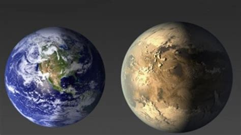 imagenes de la tierra sin copyright as 237 ser 237 a la puesta del sol en el planeta quot gemelo quot a la