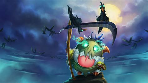 Fiddlesticks League Of Legends fiddlesticks poro lolwallpapers