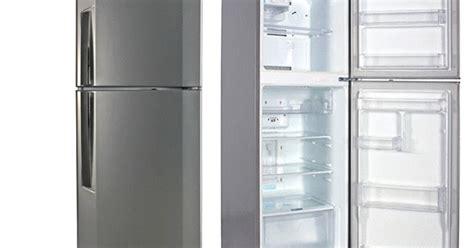 Kompresor Freezer Bekas tip membersihkan kulkas dua pintu s s p
