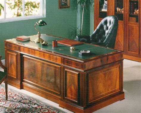 Classic Office Desk Mof Ky 2450 Classic Executive Desk Mahmayi Office Furniture