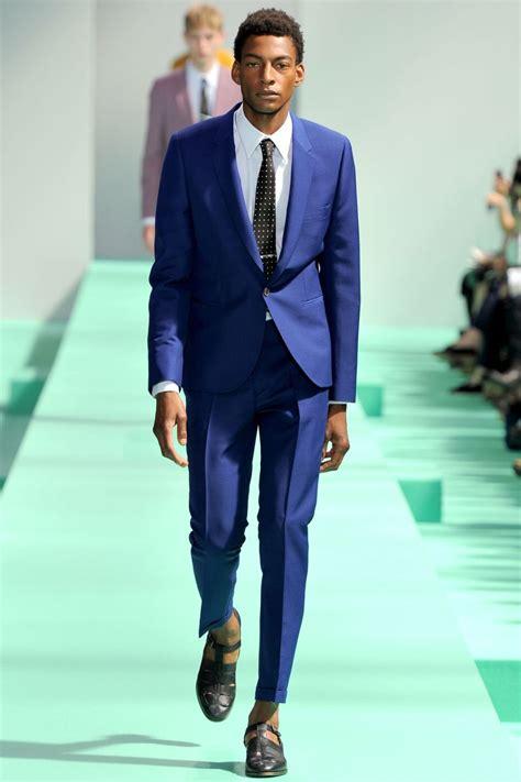 Fashion Week Paul Smith by Fashion Week Slim Sil 173 Hou 173 Ettes In Paul Smith