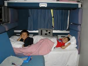 Amtrak Family Sleeper Car by 58k Nathan And Andrew Trying Out The Small Beds In The