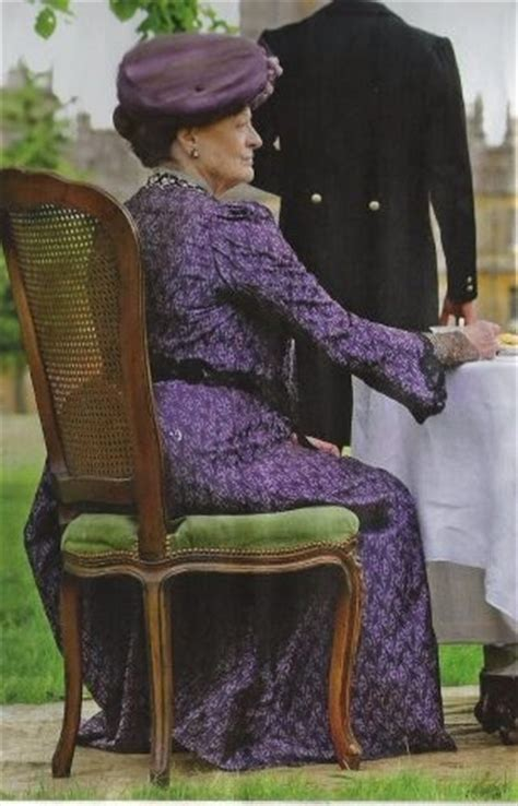 My Favourite Countess violet dowager countess ah maggie you re my favorite actor always all things
