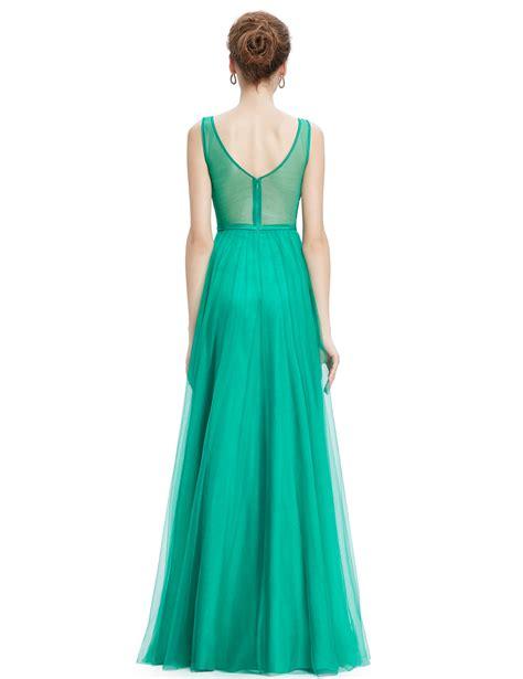 Bridesmaid Dress Material Options - us s sleeveless evening dress bridesmaid