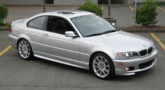 2002 bmw 3 series coupe e46 pictures information and