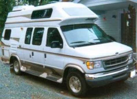 link ford rv recreational vehicles class b motorhomes 1999 ford