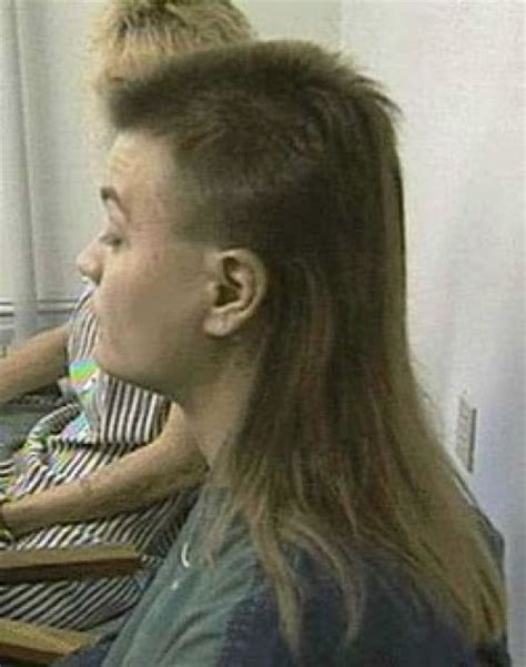 pics haircut side mullet the greatest mullets ever 20 pics izismile com