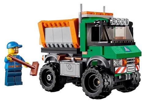 Lego City Snowplow Truck 60083 lego 60083 snow plow truck i brick city