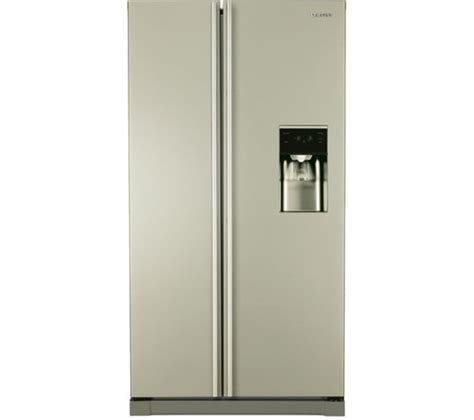 Samsung American Fridge Freezer No Plumbing by Buy Samsung Rsa1rtpn American Style Fridge Freezer Silver Free Delivery Currys