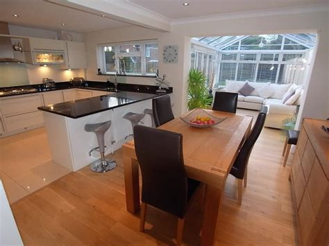 Open Plan Kitchen Diner Ideas Image Result For Open Plan Kitchen Dining Conservatory Kitchen Extension Open