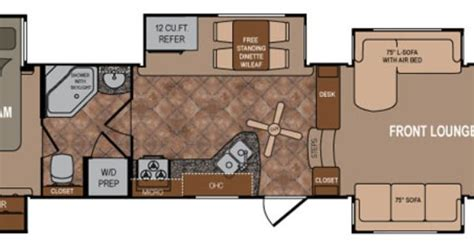 Dutchmen Infinity Front Living Room by 2013 Dutchmen Rv Infinity 3750fl Front Living Room Fifth