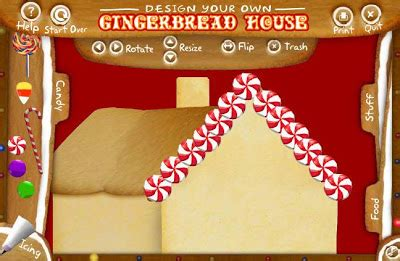 design your own gingerbread house technology rocks seriously gingerbread gingerbread and more gingerbread