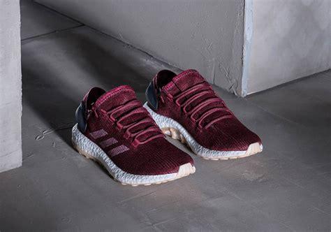 Adidas Ultra Boost 30 Primeknit Burgundy Maroon adidas boost burgundy release date sneakernews