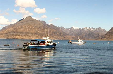 isle of skye boat tours boat trips on the isle of skye with bella jane taking you