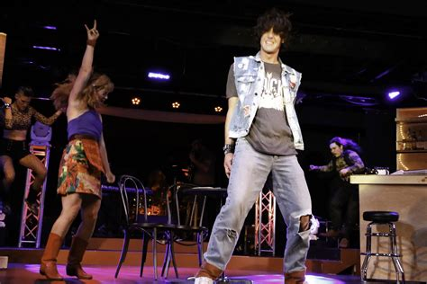 rock  ages durango arts center