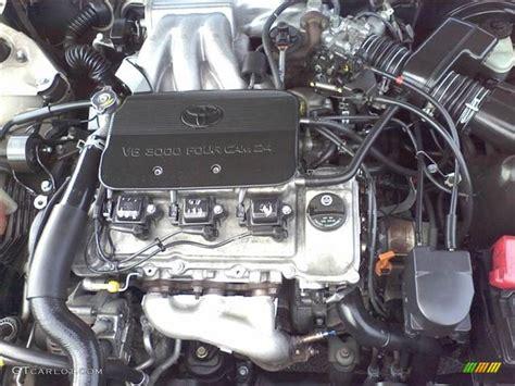Toyota V6 Engines 1998 Toyota Camry Le V6 3 0l Dohc 24v V6 Engine Photo