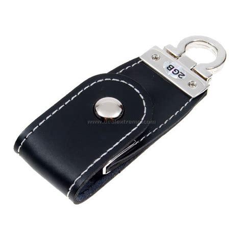 Flashdisk Samsung 2gb 1 2gb usb flash drive leather key ring free shipping dealextreme