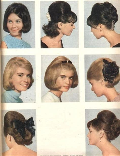 Hairstyles Of The 60s by 35 Fabulous And Trending 1960s Hairstyles