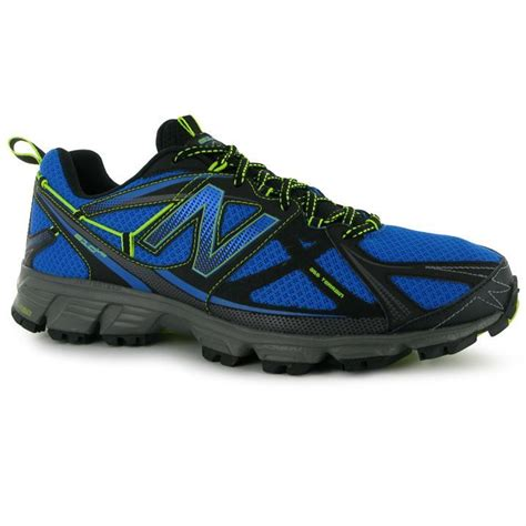 new balance all terrain running shoes new balance mens 610v3 mens trail running shoes trainers