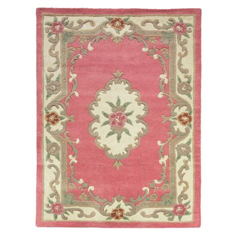 Flair Rugs by Flair Rugs Lotus Premium Aubusson Traditional 100 Wool