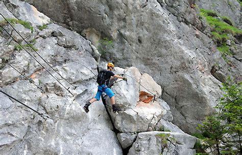 Hias Und Siega Klettersteig hias und siega klettersteige dachstein tourentipp de