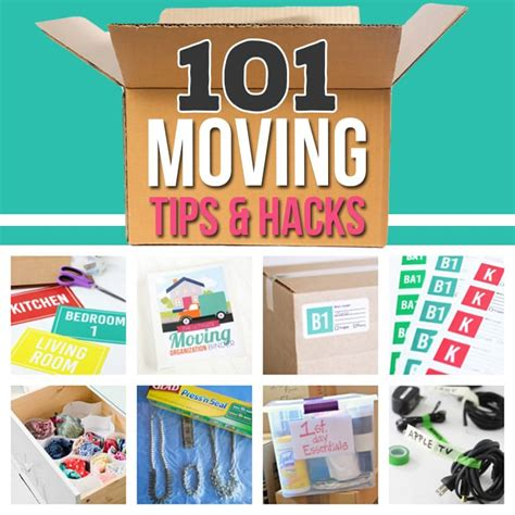 moving and packing hacks 101 moving tips hacks the dating divas