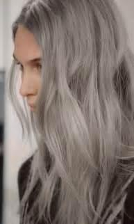 will silver hair with lowlights make me look braune haare silber f 228 rben ohne sie zu blondieren