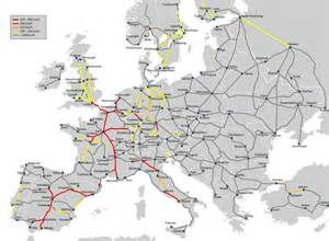 Train Map Of Europe by The Gnostic World Of Candy Minx Trains Wake Up Canada