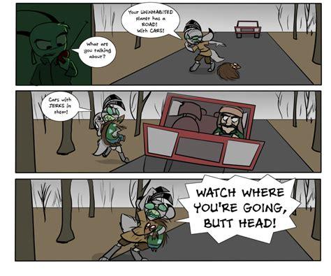 [KiLA iLO] Comics   JERKS