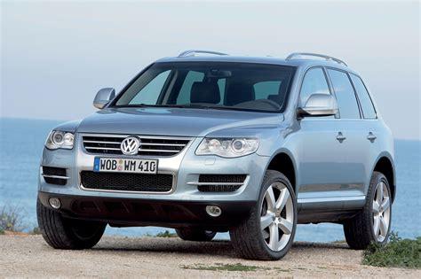 2008 10 Volkswagen Touareg 2 Consumer Guide Auto