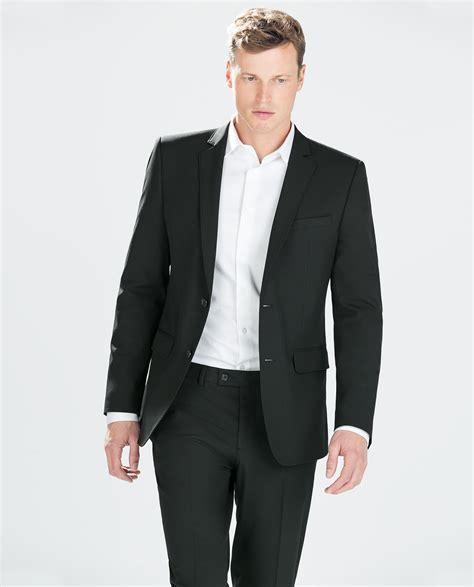 black suit basic black suit blingby