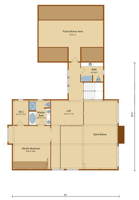 5 bedroom house plans with basement small cabin layout
