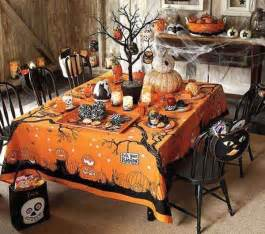 Halloween Table Decoration Ideas Halloween Party Table Decoration Ideas Photograph Hallowee