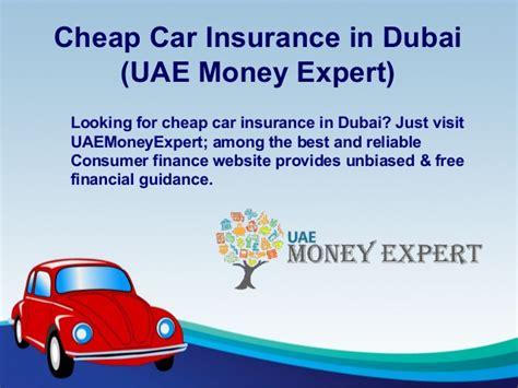 Auto Insurance Dubai by Cheap Car Insurance In Dubai Uaemoneyexpert