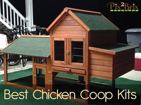 best chicken coop kits for your backyard chickens
