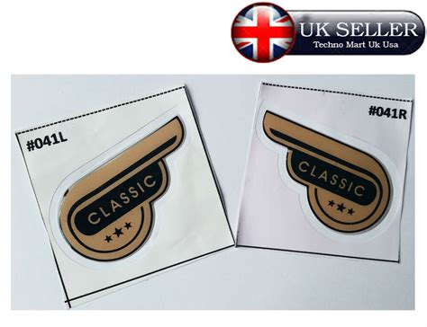 Royal Enfield Side Box Stickers