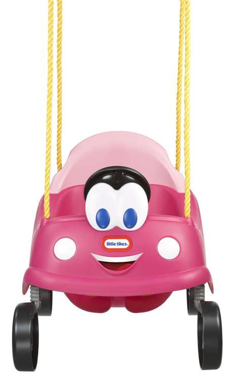 little tikes cozy swing little tikes princess cozy coupe 174 first swing ojcommerce
