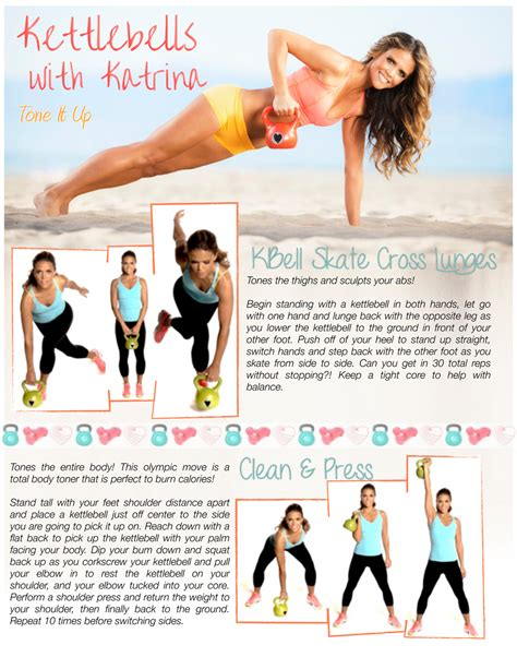 kettlebell swings for abs abs buns with kettlebells toneitup com