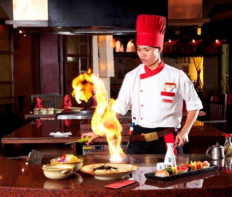 inspire pattaya kurobuta at benihana japanese restarant