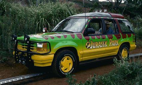 jurassic park car tour vehicles park pedia jurassic park dinosaurs