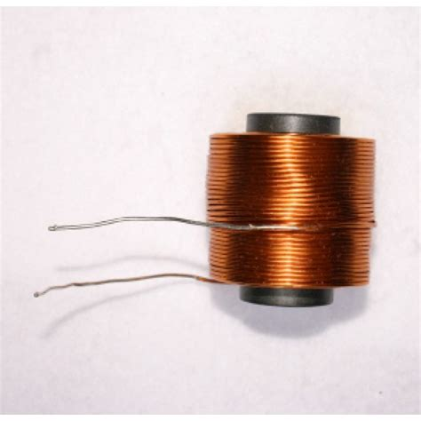 e inductor audio crossover inductor 4 01mh 4 50mh sp071 from falcon acoustics the leading supplier of