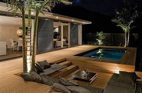modern backyard deck design ideas stunning unique decks 16 inspirational ideas