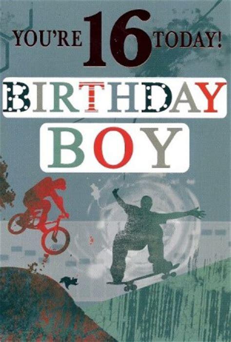 16th Birthday Quotes For Boys Happy 16th Birthday Quotes For Boys Quotesgram