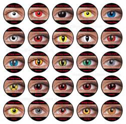 where can i buy contacts for halloween halloween contacts anime naruto cosplay wholesale crazy
