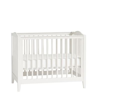 Small Crib Mattress Emerson Mini Crib Mattress Set Pottery Barn