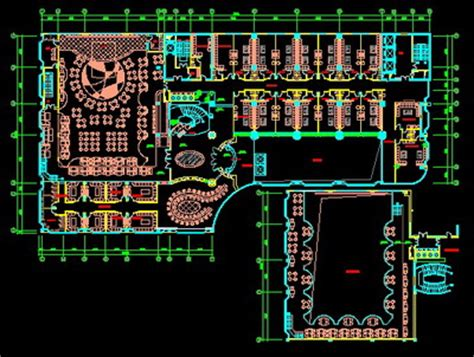 hotel layout plan autocad download free 3d model autocad 3d textture vector psd