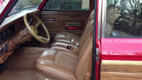 1989 jeep wagoneer interior 1985 jeep wagoneer interior